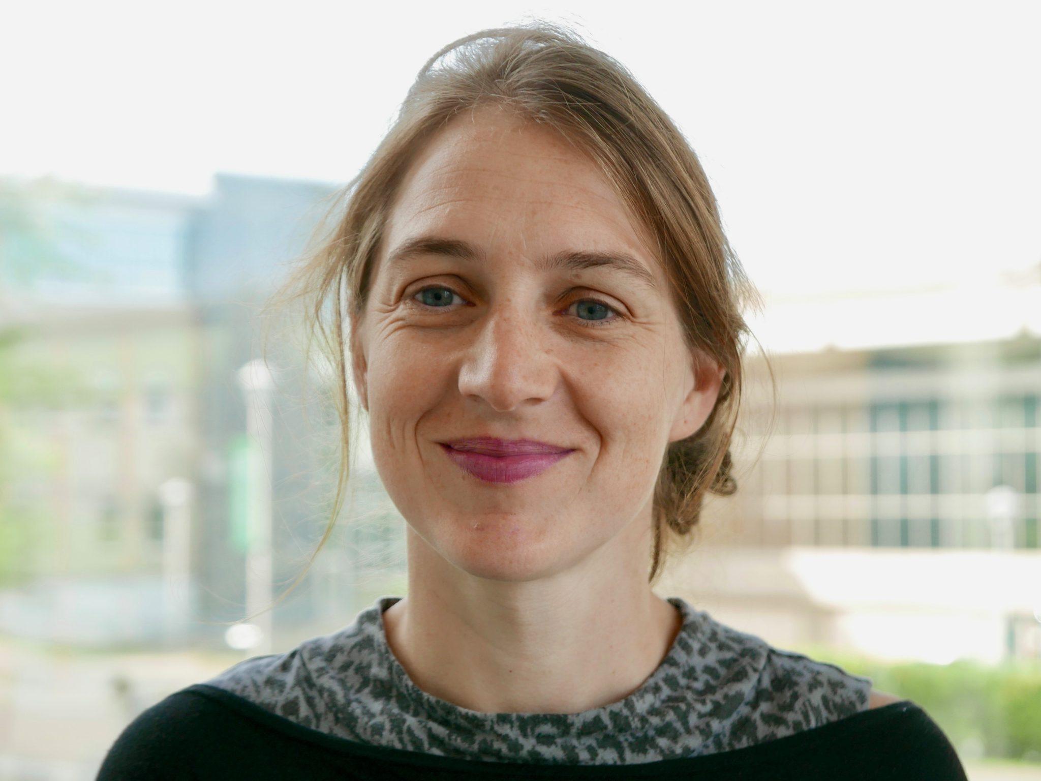 Virginie Duceppe-Lamarre - GRIIS