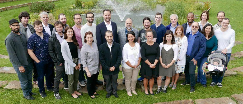 Équipe - GRIIS - Groupe de recherche interdisciplinaire en informatique de la santé
