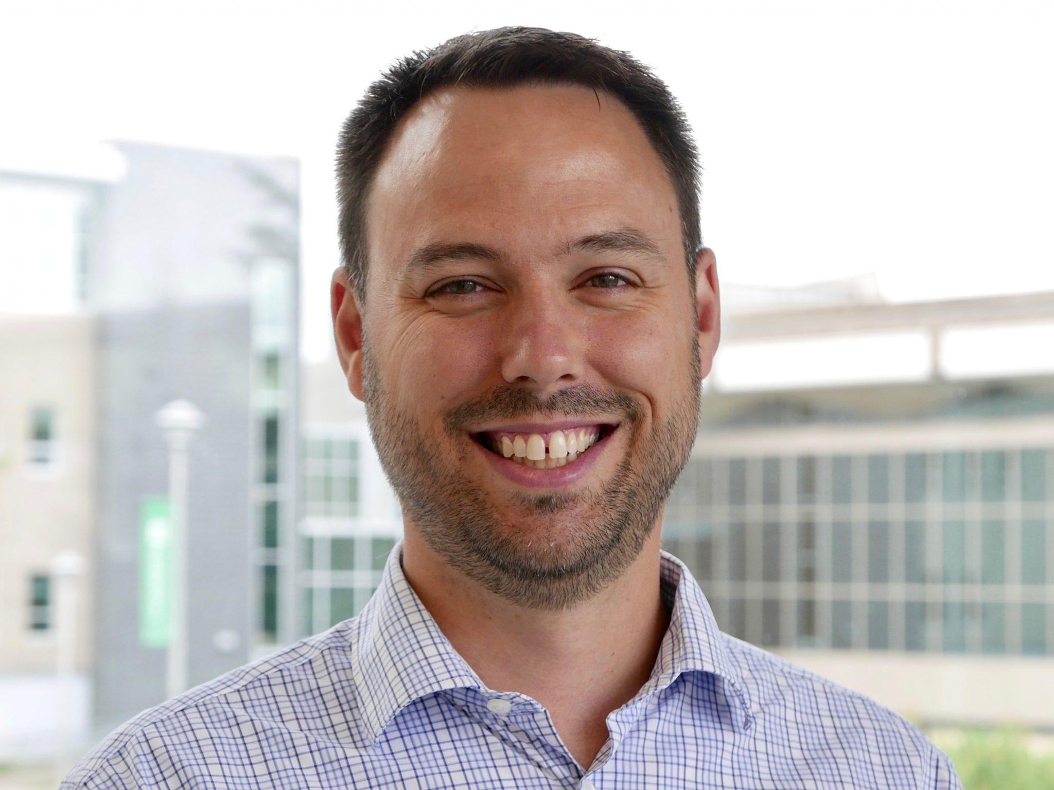 Jean-François Ethier - GRIIS - Groupe de recherche interdisciplinaire en informatique de la santé